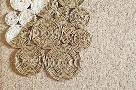 diy rope coil doormat designsponge