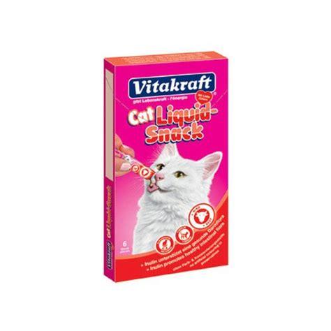 Cat Liquid Snack Snack Kucing cat liquid snack friandises liquides pour chat vitakraft wanimo