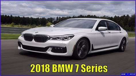 New Bmw 7 Series 2018 by New Bmw 7 Series 2018 M760i Xdrive Interior Exterior