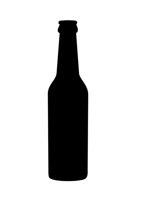 black and white chagne bottle clipart beer bottle clipart 4 586x829 clipart panda free