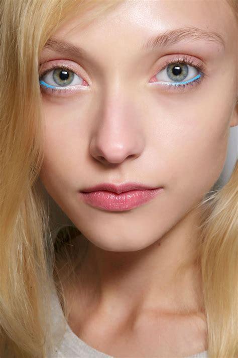 White Makeup Trend 2008 by Trend 6 Modi Per Sfoggiare L Eyeliner Bianco Leggi