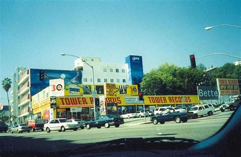 Record Search California Tower Records Site Los Angeles California