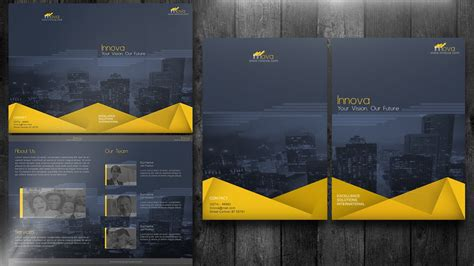 leaflet design tutorial photoshop create a bi fold brochure photoshop tutorial youtube
