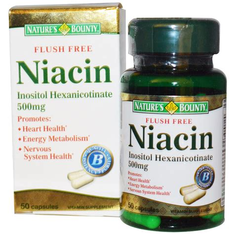 Niacin Detox Pills Side Effects by Niacin Flush Weight Loss Berry