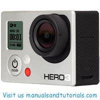 Gopro Hero 3 Manual And User Guide Pdf Mat