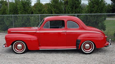 ford club coupe street rod  ci automatic mecum auctions