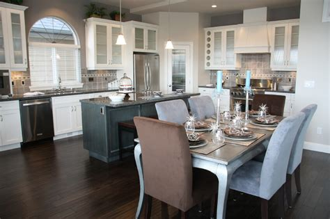kitchen with wood floors 35 striking white kitchens with wood floors pictures