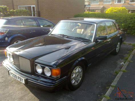 bentley brooklands 1997 1997 bentley brooklands empress green