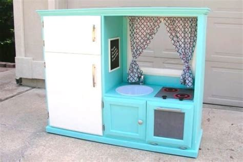 her old tv cabinet was useless until she transformed it it was only useless old tv cabinet until she transformed