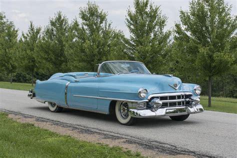 1953 Cadillac Convertible by 1953 Cadillac Eldorado Convertible Prettymotors