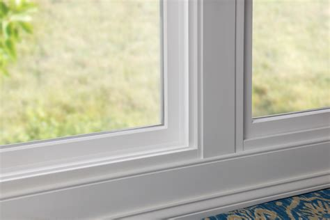interior paint colors clad jambs available in these essence series 174 double hung window milgard