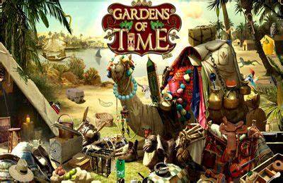Gardens Of Time Objects by