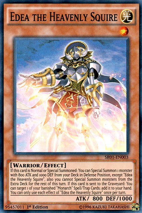 Yugioh Ether The Heavenly Monarch Original the organization creative deck strategy the forbidden one