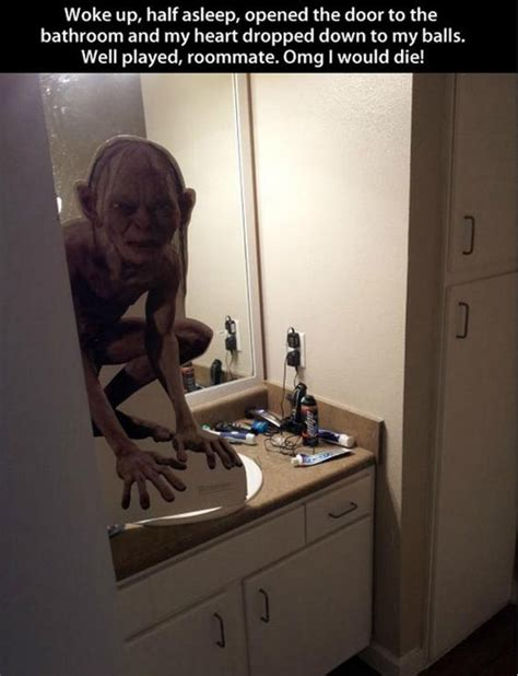 bathroom prank ideas 40 prank photos and pictures