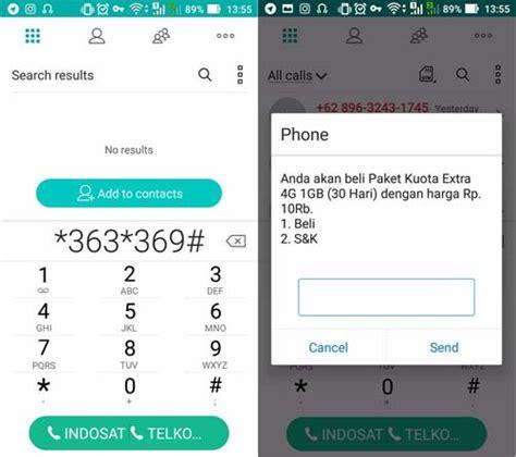 kode untuk paket internet indosat kode paket internet telkomsel 4g murah rp 10 000 kuota 1