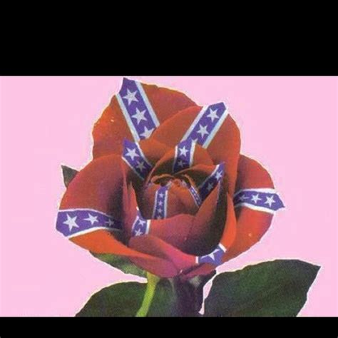 rebel rose tattoos rebel flag