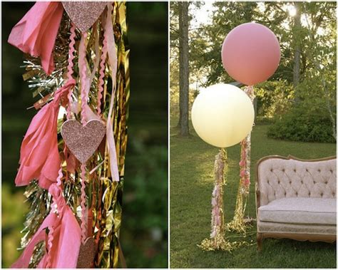 BUY or DIY Geronimo Giant Balloons With Streamers