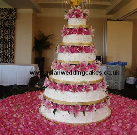 Big Wedding Cakes by Asian Wedding Cakes Product Bespoke Collection Style 31