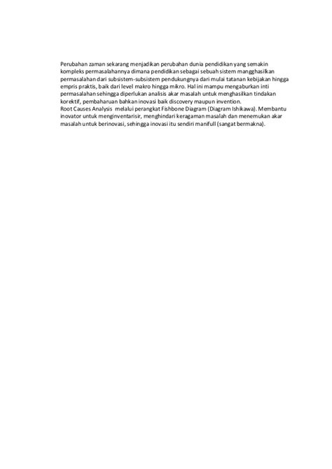 Administrasi Sekolah Dan Manajemen Kelas Sudarwan Danim Pustaka Setia prinsip prinsip metode analisis akar masalah