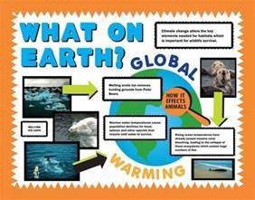 make a science fair project poster ideas global