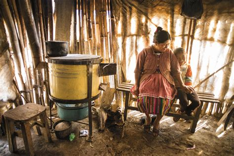 Three Billion People Cook Over Open Fires ? With Deadly