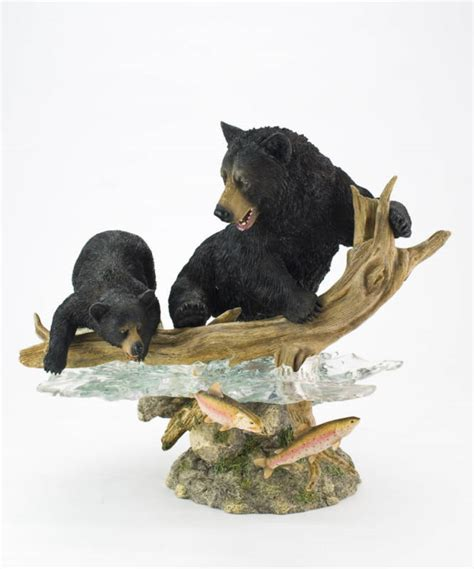 black bear home decor shop collectibles online daily black bear suanti galleries collectible animal