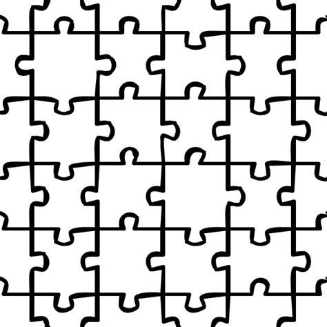 pattern web clips jigsaw 1 pattern clip art at clker com vector clip art