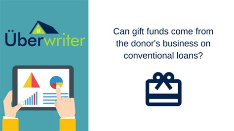 Gift Letter Conventional Loan Can Gift Money For A Payment Come From A Business Uberwriter