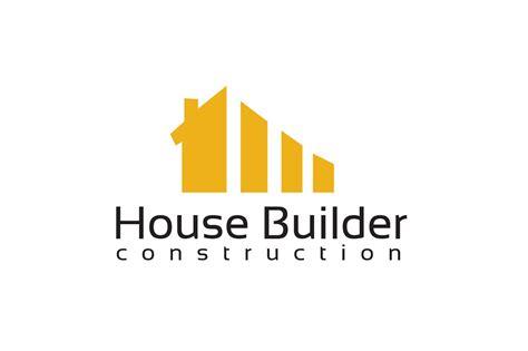 house builder house builder logo template logo templates creative market