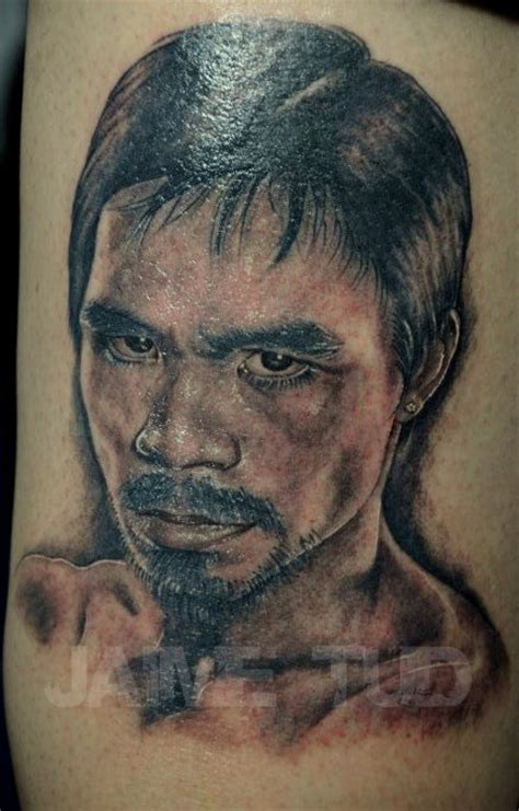 manny pacquiao tattoo manny quot pacman quot pacquiao by jaime tud on deviantart