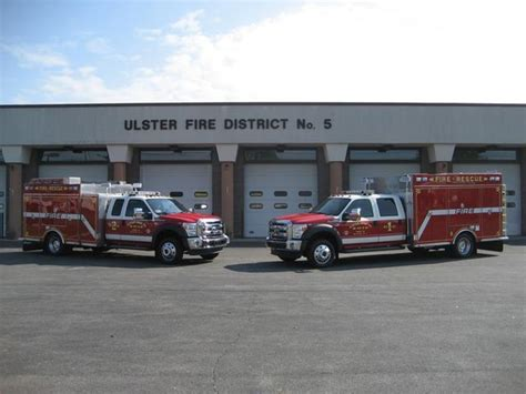 Office Supplies Kingston Ny Ulster Hose 5 Kingston Ny Takes Delivery Of Two Seagrave