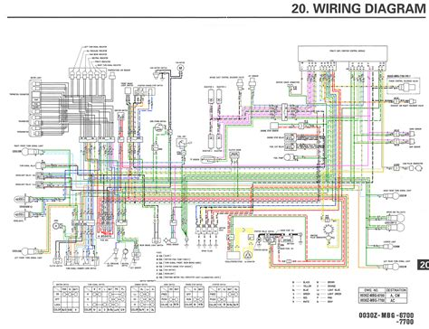 honda st1100 wiring diagram repair wiring scheme