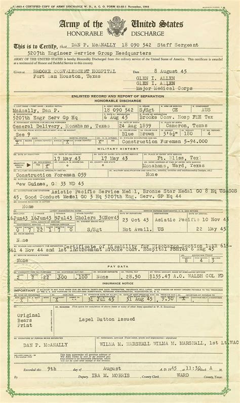 Army Discharge Records Army Discharge Records Driverlayer Search Engine