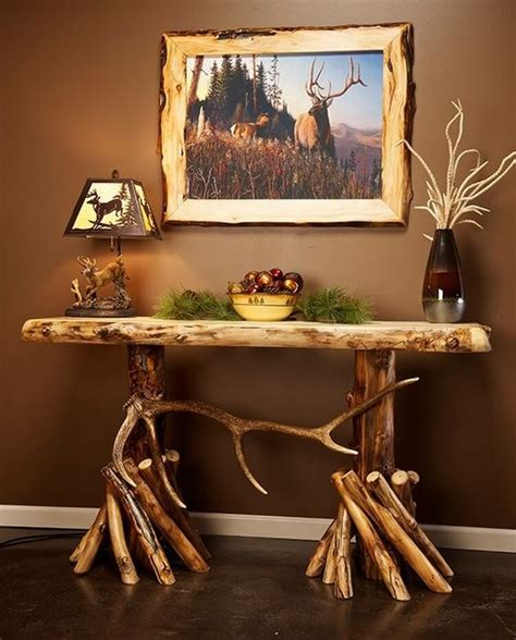 rustic entryway innovative rustic furniture decorating ideas you ll love