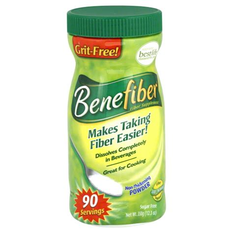 Detox Benefiber by Benefiber Review Does Benefiber Work Side Effects Review