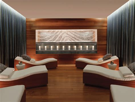 Vdara Spa Robert D Henry Architecture Interiors