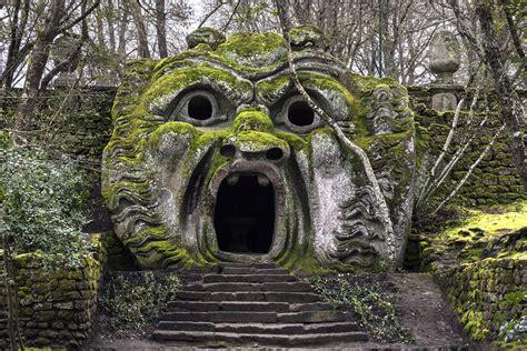 giardino di bomarzo bomarzo il parco dei mostri tutte le info e le foto pi 249