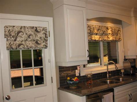 kitchen window treatments transitional kitchen toronto waterfront interiors