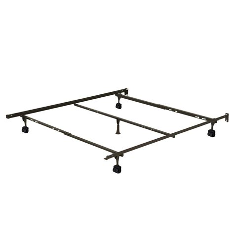 Metal Bed Frames Julien Beaudoin Ltd 951xl Metal Bed Frame Lowe S Canada