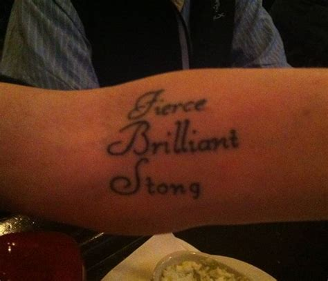 misspelled tattoos the 35 most ridiculously bad tattoos of all time
