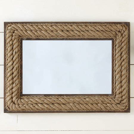 nautical bathroom mirror 25 best ideas about rope mirror on pinterest nautical