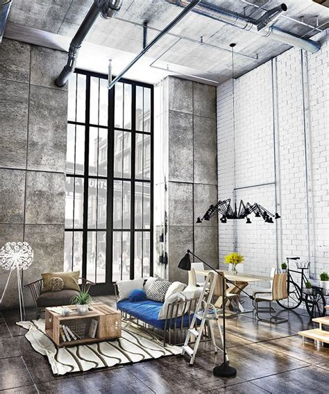 loft design inspiration on behance 17 best images about bohemian digs on pinterest patterns