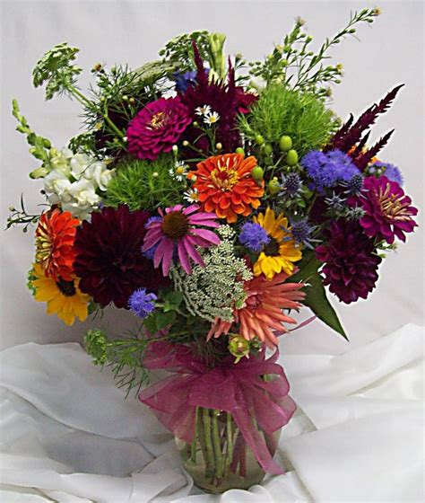 wildflower arrangements wildflower bouquet