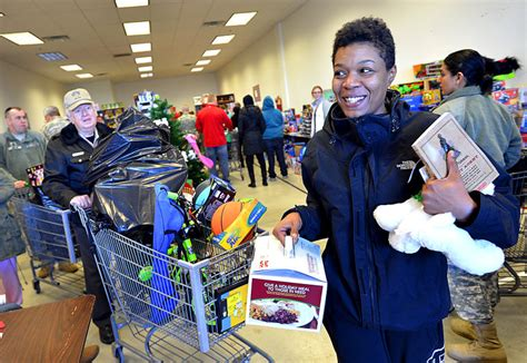 Toys For Tots Giveaway - toys for tots recipients get christmas shopping experience local news