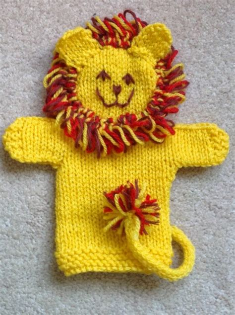 free knitting patterns finger puppets puppet knitting patterns in the loop knitting
