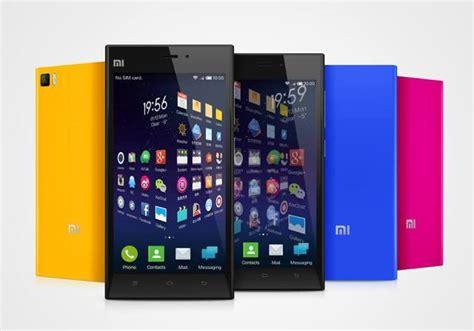 Hp Xiaomi Mi3 Second un nouveau smartphone porte fanion chinois xiaomi mi3s