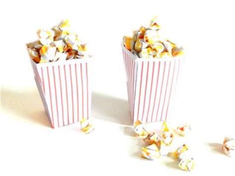 Origami Popcorn Box - joost langeveld origami page