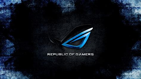 republic of gamers wallpaper 1920x1080 wallpapersafari rog wallpaper full hd wallpapersafari