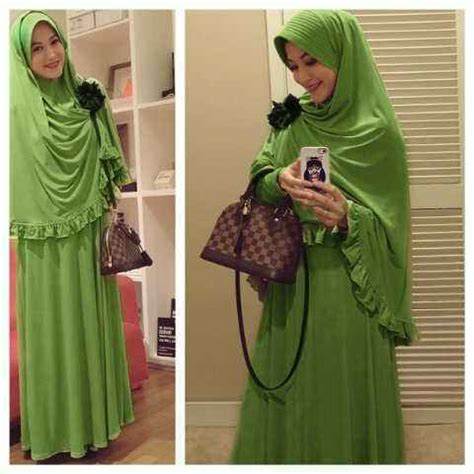 Soraya Gamis Syari baju gamis set bergo soraya y300