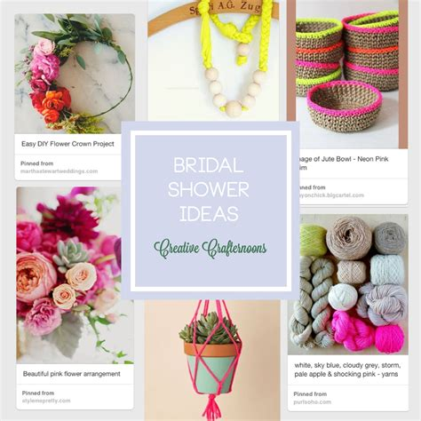 bridal shower crafts ideas 10 bridal shower ideas to obsess about singaporebrides